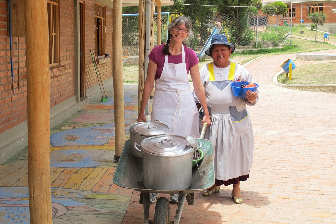 Meals on Wheels- Bolivian Style