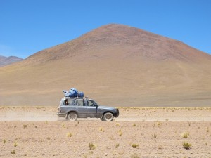 Roaring back to Uyuni...